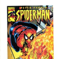 Cómics: PETER PARKER SPIDER-MAN 21 - MARVEL 2000 VFN / HUMAN TORCH. Lote 114500691