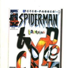 Cómics: PETER PARKER SPIDER-MAN 23 - MARVEL 2000 VFN/NM. Lote 114500791
