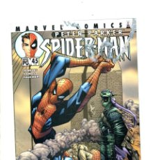 Cómics: PETER PARKER SPIDER-MAN 45 - MARVEL 2002 VFN/NM / GREEN GOBLIN. Lote 114501159