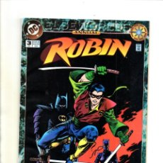 Cómics: ROBIN ANNUAL 3 - DC 1994 NM ELSEWORLDS. Lote 114502363