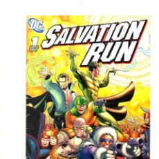 Cómics: SALVATION RUN 1 - DC 2008 FN. Lote 114502491