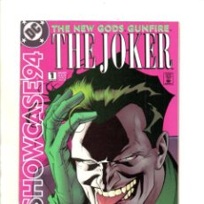 Cómics: SHOWCASE '94 1 THE JOKER - DC 1994 VFN/NM. Lote 114502695