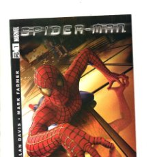 Cómics: SPIDER-MAN THE OFFICIAL MOVIE ADAPTATION - MARVEL 2002 VFN/NM / VARIANT COVER. Lote 114503055