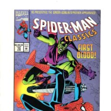 Cómics: SPIDER-MAN CLASSICS 15 - MARVEL 1994 VFN / REPRINTS AMAZING SPIDER-MAN 14 1ST GREEN GOBLIN. Lote 114503279