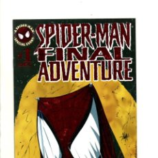 Cómics: SPIDER-MAN THE FINAL ADVENTURE 1 - MARVEL 1995 VFN/NM. Lote 114503379
