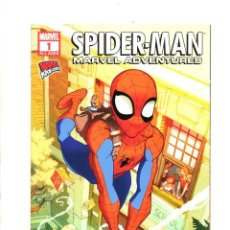 Cómics: SPIDER-MAN MARVEL ADVENTURES 1 - MARVEL 2010 VFN/NM. Lote 114503487