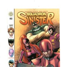 Cómics: SECRET WARS SQUADRON SINISTER 2 - MARVEL 2015 VFN/NM. Lote 114503555