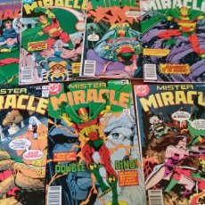 Cómics: PACK MISTER MIRACLE 19 AL 25. Lote 114807946
