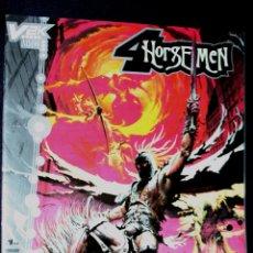 Comics: 4 HORSE-MEN ( DE ROBERT RODI) Nº1 DE 4. Lote 114980387