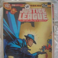 Cómics: JUSTICE LEAGUE UNLIMITED #36 (DC COMICS, 2007). Lote 115553439
