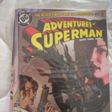 Cómics: ADVENTURES OF SUPERMAN #627 (DC COMICS, 2004). Lote 115553679