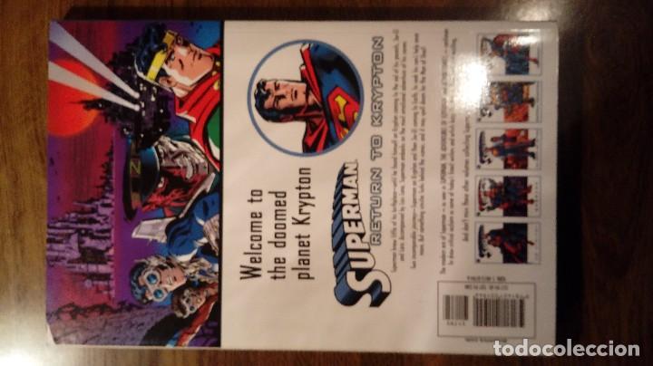 Cómics: SUPERMAN RETURN TO KRYPTON. DC COMICS. 2004. AMERICANO. JOHNS, LOEB, MCGUINNESS, FERRY. - Foto 2 - 115740699