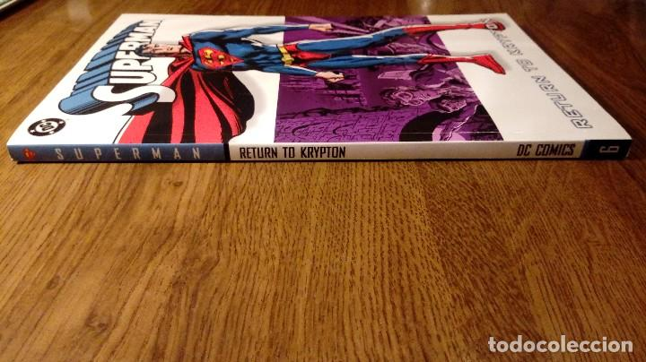 Cómics: SUPERMAN RETURN TO KRYPTON. DC COMICS. 2004. AMERICANO. JOHNS, LOEB, MCGUINNESS, FERRY. - Foto 3 - 115740699