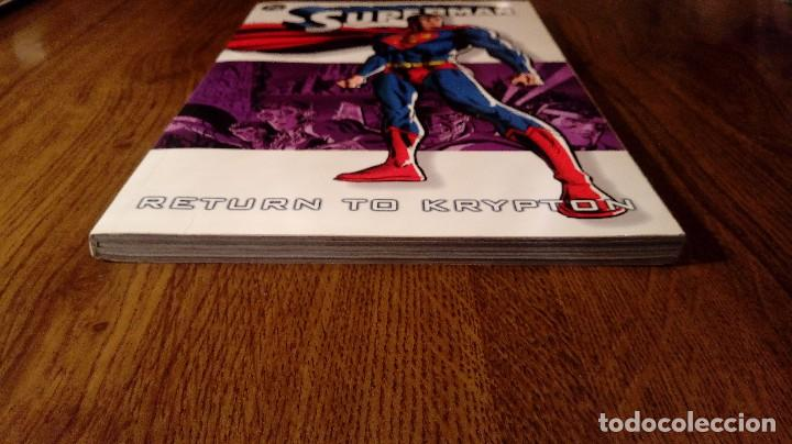 Cómics: SUPERMAN RETURN TO KRYPTON. DC COMICS. 2004. AMERICANO. JOHNS, LOEB, MCGUINNESS, FERRY. - Foto 4 - 115740699