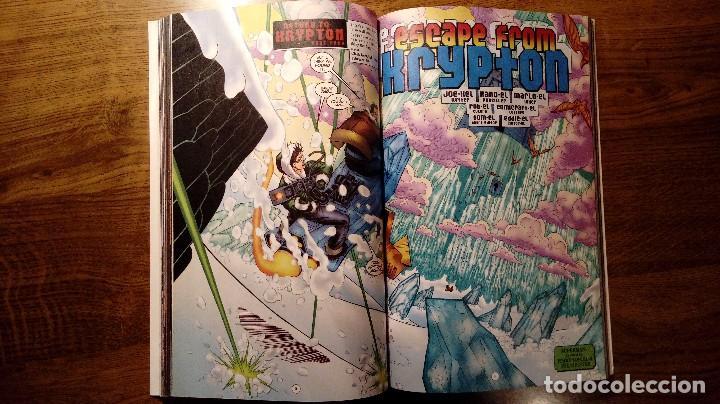 Cómics: SUPERMAN RETURN TO KRYPTON. DC COMICS. 2004. AMERICANO. JOHNS, LOEB, MCGUINNESS, FERRY. - Foto 7 - 115740699