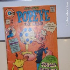 Cómics: ALL NEW POPEYE THE SAILOR Nº 123 COMIC EN INGLES - CHARLTON COMICS -. Lote 115931291