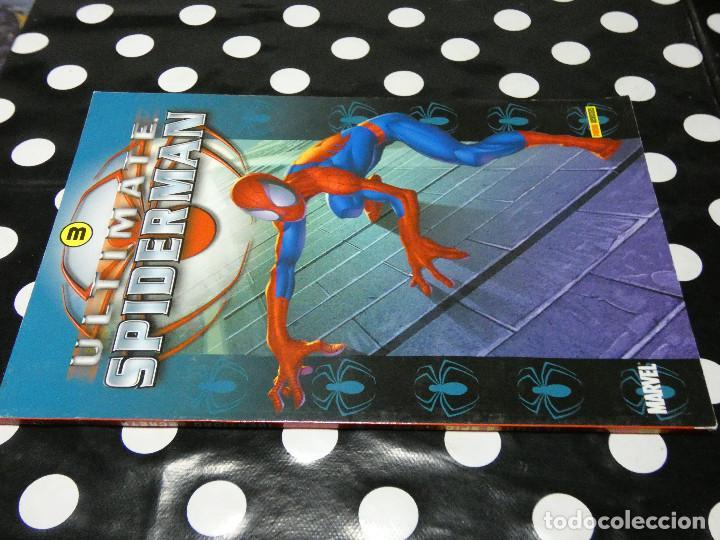 ULTIMATE SPIDERMAN 3 EN PANINI REVISTAS (Tebeos y Comics - Comics Lengua Extranjera - Comics USA)