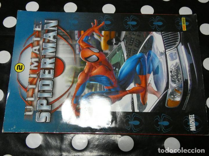 ULTIMATE SPIDERMAN 2 EN PANINI REVISTAS (Tebeos y Comics - Comics Lengua Extranjera - Comics USA)