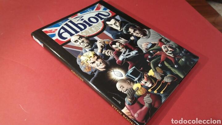 ALBION ORIGINS EXCELENTE ESTADO USA (Tebeos y Comics - Comics Lengua Extranjera - Comics USA)