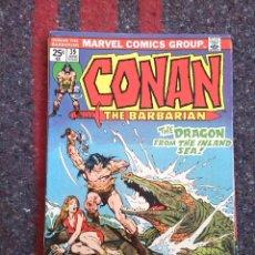 Cómics: CONAN THE BARBARIAN # 39 - MARK JEWELERS. Lote 116084923