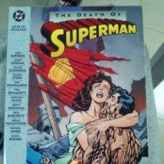 Cómics: LA MUERTE DE SUPERMAN. DEATH OF SUPERMAN. DC COMICS, 1993. Lote 116512287