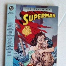 Cómics: LA MUERTE DE SUPERMAN. DEATH OF SUPERMAN. DC CÓMICS, 1993.. Lote 116897626