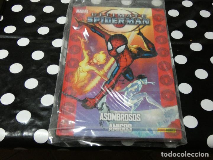 ULTIMATE SPIDERMAN ASOMBROSOS AMIGOS EN PANINI (Tebeos y Comics - Comics Lengua Extranjera - Comics USA)