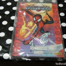 Cómics: ULTIMATE SPIDERMAN ASOMBROSOS AMIGOS EN PANINI. Lote 129676988