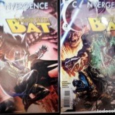 Cómics: CONVERGENCE BATMAN. Lote 117022027