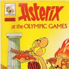 Cómics: ASTERIX AT THE OLYMPIC GAMES. Lote 117022359