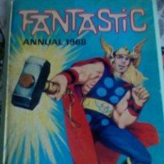 Cómics: FANTASTIC THOR-- IRON MAN VS DOCTOR EXTRAÑO---X-MEN ETC TOMO 1968. Lote 117198051