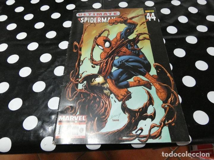 COMIC CASTELLANO ULTIMATE SPIDERMAN 44 EN PANINI (Tebeos y Comics - Comics Lengua Extranjera - Comics USA)