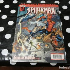 Cómics: COMIC CASTELLANO MARVEL KINGIHTS SPIDERMAN 3 ENTRE LOS MUERTOS. Lote 117263599