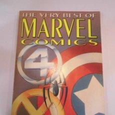 Cómics: THE VERY BEST OF MARVEL COMICS - INGLES - 1992. Lote 117457107