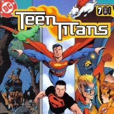 Cómics: TEEN TITANS #7, DC COMICS, 2.004, USA. Lote 118529791
