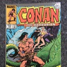 Cómics: CONAN THE BARBARIAN # 154 - MUY BUEN ESTADO. Lote 118577555