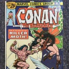 Cómics: CONAN THE BARBARIAN # 61. Lote 118578619