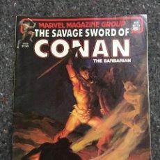 Cómics: THE SAVAGE SWORD OF CONAN # 79 - MUY BUEN ESTADO. Lote 118609103