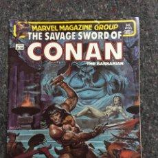 Cómics: THE SAVAGE SWORD OF CONAN # 95 - MUY BUEN ESTADO. Lote 118611439