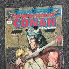 Cómics: THE SAVAGE SWORD OF CONAN # 97 - EXCELENTE ESTADO. Lote 118612031