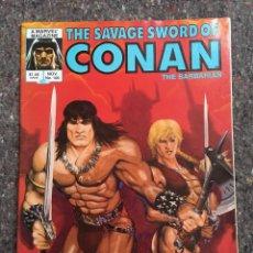 Cómics: THE SAVAGE SWORD OF CONAN # 106 - MUY BUEN ESTADO. Lote 118613911