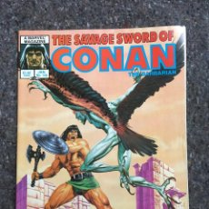Cómics: THE SAVAGE SWORD OF CONAN # 108 - EXCELENTE ESTADO. Lote 118613983