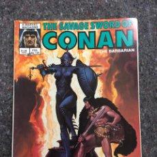 Cómics: THE SAVAGE SWORD OF CONAN # 109 - EXCELENTE ESTADO. Lote 118614059