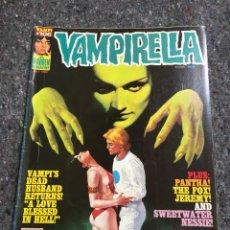 Cómics: VAMPIRELLA # 106 - WARREN 1982 - AURALEON ORTIZ BERMEJO GILLON & MAROTO. Lote 118628043