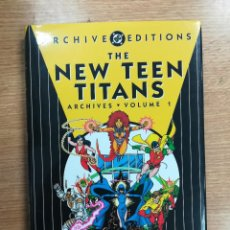 Cómics: THE NEW TEEN TITANS ARCHIVE HC #1. Lote 118920911