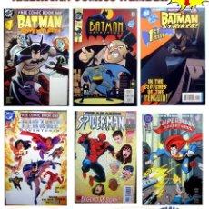 Cómics: COMICS AMERICANOS NUMERO 1 AMERICAN COMICS ISSUE 1. Lote 119204091