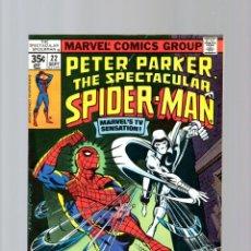 Cómics: PETER PARKER SPECTACULAR SPIDER-MAN 28 - MARVEL 1978 VFN- / VS MOON KNIGHT. Lote 195402608