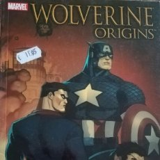 Comics - WOLVERINE ORIGINS OUR WAR TOMO VERSION USA - 120330027