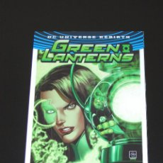 Cómics: GREEN LANTERNS TPB 1 - RAGE PLANET - SAM HUMPHRIES - REBIRTH. Lote 120438363