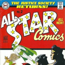 Cómics: ALL STAR COMICS (DC COMICS) VOL.2 Nº2. Lote 120451799